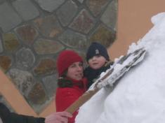 Postavenie snehuliaka 02⁄2005