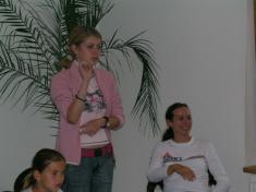 Stretnutie mládeže Davidov - Bardejov 11⁄2005